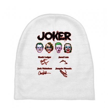 Jokers Signatures Funny Baby Beanies Designed By Meganphoebe