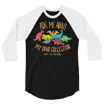 Dino Collection 3/4 Sleeve Shirt Designed By B4en1