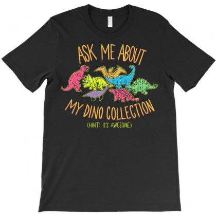 Dino Collection T-shirt Designed By B4en1