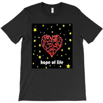 Hope T-shirt Designed By Nowlam