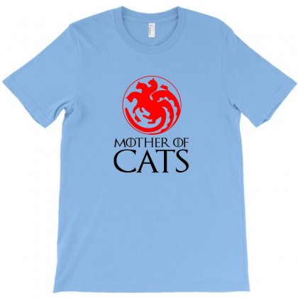 The Mother Cats T-shirt Designed By Arum