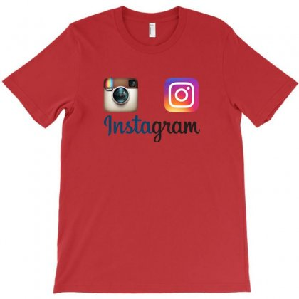 Instagram Merch T-shirt Designed By Arum