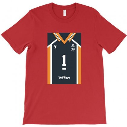 Karasuno T-shirt Designed By Arum