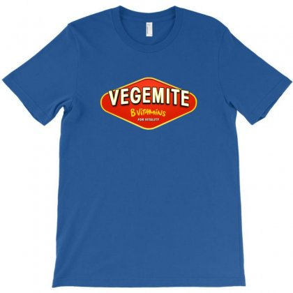 Vegemite Logo T-shirt Designed By Arum