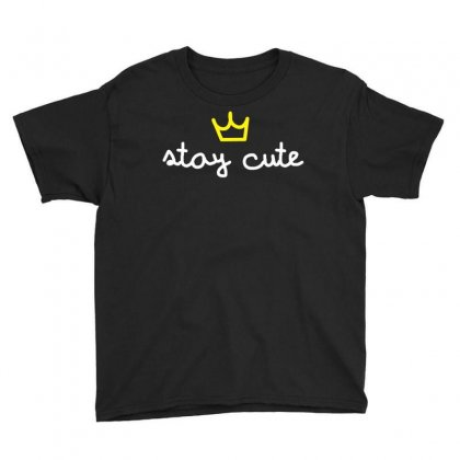 Stay Cute Youth Tee