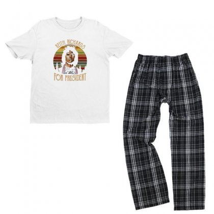 President Youth T-shirt Pajama Set Designed By Disgus_thing