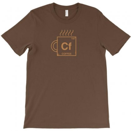 Coffee T-shirt Designed By Disgus_thing