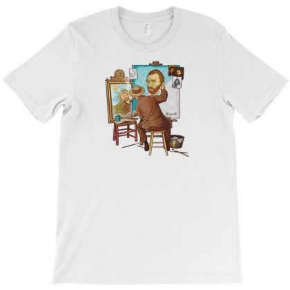 Vincent T-shirt Designed By Disgus_thing
