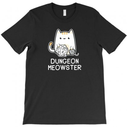 Meow T-shirt Designed By Disgus_thing