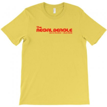 The Regal Beagle T-shirt Designed By Doniemichael
