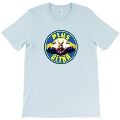 Plus Ultra T-shirt Designed By Doniemichael