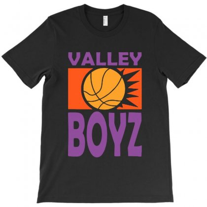 Phoenix Valley Boyz Retro T-shirt Designed By Tillyjemima Art
