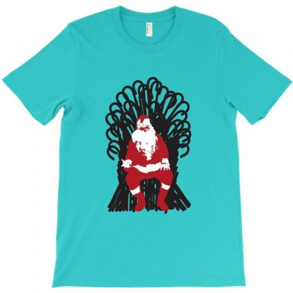 Christmas Is Coming T-shirt Designed By Coolmarcell
