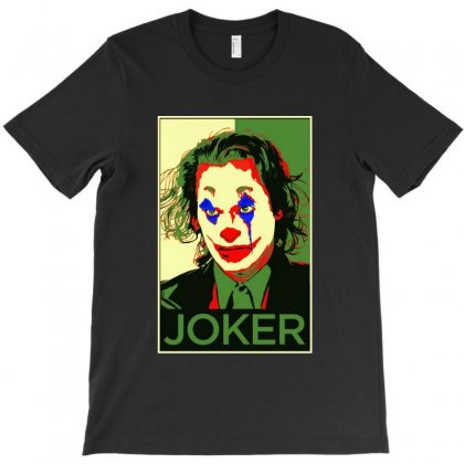 The Joker T-shirt Designed By Tillyjemima Art