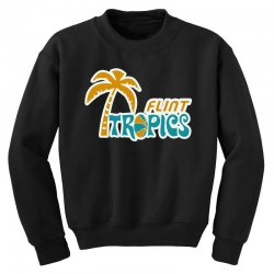 flint tropics Youth Sweatshirt | Artistshot