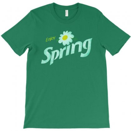 Spring T-shirt Designed By Disgus_thing