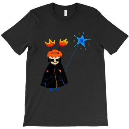 Halloween Party Western Festival Devil Dress Ghost T-shirt Designed By Tillyjemima Art