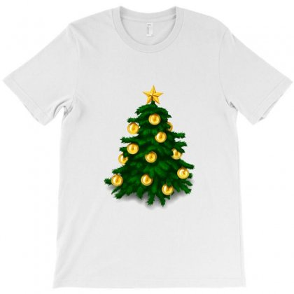 Christmas Tree T-shirt Designed By Ratna Tier