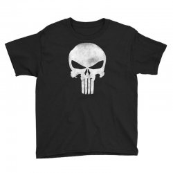 Punisher Skull Vintage Youth Tee | Artistshot