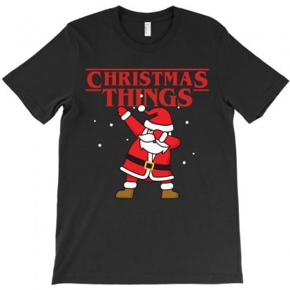 Christmas Things T-shirt Designed By Akhtar21