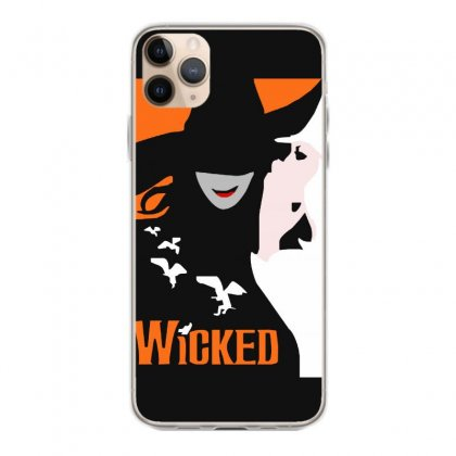 Wicked Broadway Musical Iphone 11 Pro Max Case Designed By Mirazjason