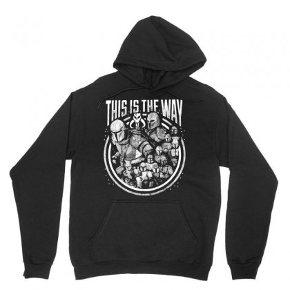 This Is The Way Unisex Hoodie Designed By Mirazjason
