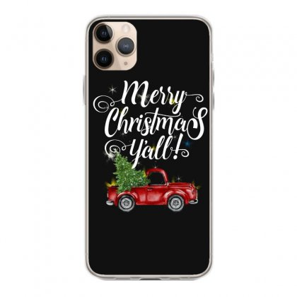 Merry Christmas Y'all For Dark Iphone 11 Pro Max Case Designed By Mirazjason