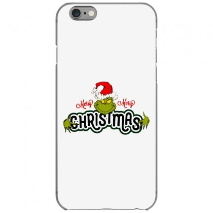 Merry Christmas Holiday Iphone 6/6s Case Designed By Mirazjason