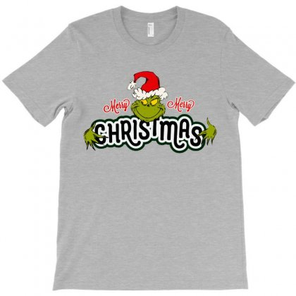 Merry Christmas Holiday T-shirt Designed By Mirazjason