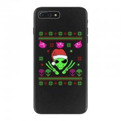 alien ugly christmas iPhone 7 Plus Case | Artistshot