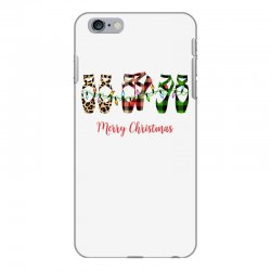merry christmas ballerina shoes plaid pattern for light iPhone 6 Plus/6s Plus Case | Artistshot