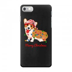 merry christmas santa claus dog iPhone 7 Case | Artistshot