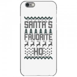 santa's favorite ho for light iPhone 6/6s Case | Artistshot