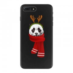 santa claus panda iPhone 7 Plus Case | Artistshot