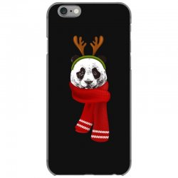 santa claus panda iPhone 6/6s Case | Artistshot