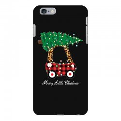 merry little christmas for dark iPhone 6 Plus/6s Plus Case | Artistshot