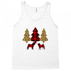 pug christmas tree Tank Top | Artistshot