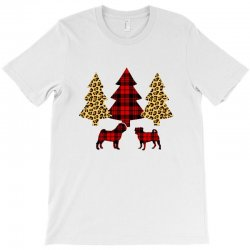 pug christmas tree T-Shirt | Artistshot
