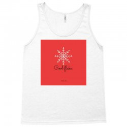 Winter special edition ,be a cool flake unique and beautiful. Tank Top | Artistshot