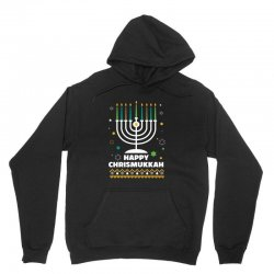 happy chrismukkah hanukkah and christmas Unisex Hoodie | Artistshot