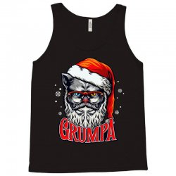 Grumpa Like A Regular Grandpa Only Grumpier Tank Top | Artistshot