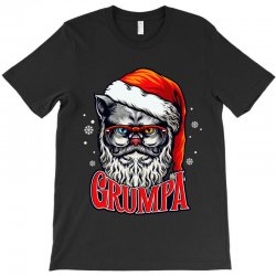 Grumpa Like A Regular Grandpa Only Grumpier T-Shirt | Artistshot