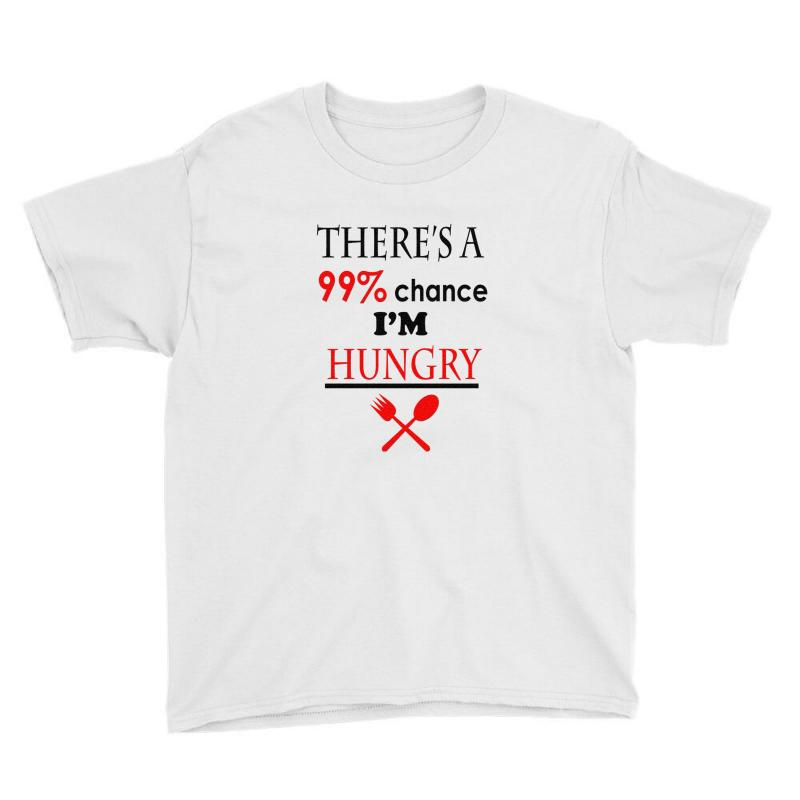 99,9% Hungry Youth Tee | Artistshot