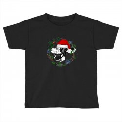christmas cute cow Toddler T-shirt | Artistshot