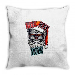 Hoes Hoes Hoes Throw Pillow | Artistshot