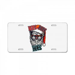 Hoes Hoes Hoes License Plate | Artistshot