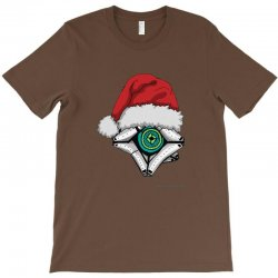 christmas ghost T-Shirt | Artistshot