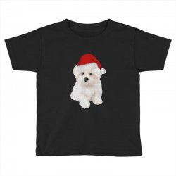 cute bolognese dog 1 Toddler T-shirt | Artistshot