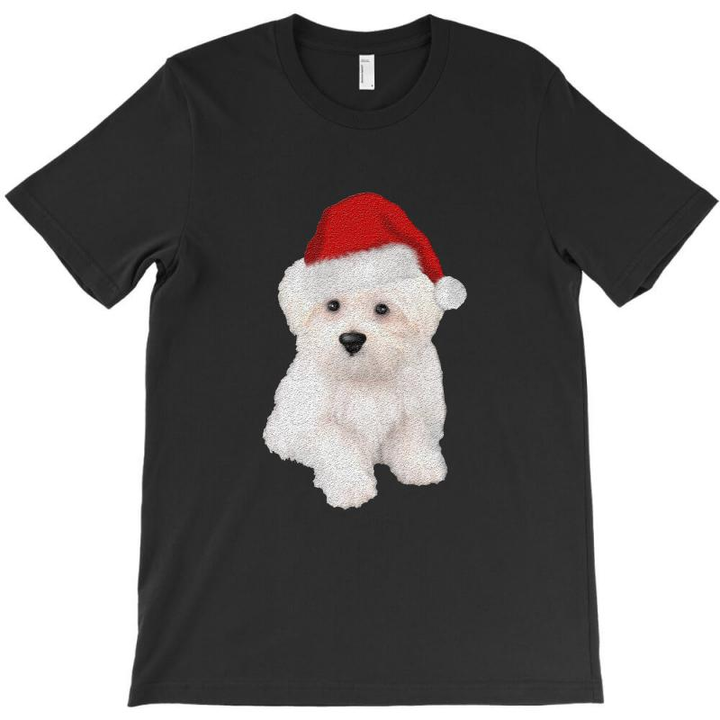 Cute Bolognese Dog 1 T-shirt | Artistshot