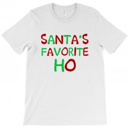 santa's favorite ho awesome T-Shirt | Artistshot